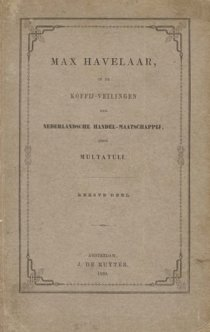 Multatuli Cover